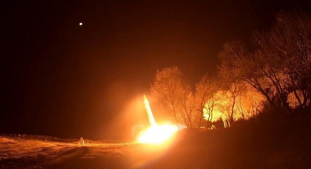 عینالاسد چگونه مورد حمله موشکی قرار گرفت؟ انتشار تصاویر جدید از شهر موشکی ایران برای اولین بار