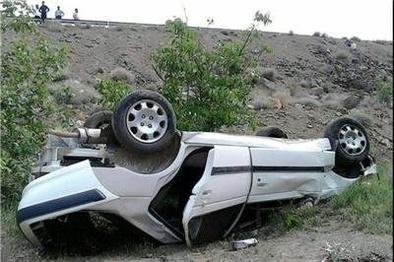 سانحه رانندگی در جاده باخرز - تایباد یک کشته بر جای گذاشت