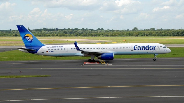Smoke On Board Of Thomas Cook B753 Prompts Evacuation Before Departure