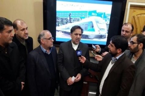 ۳۶۰ کیلومتر بزرگراه در زنجان در دست افتتاح و اجرا است