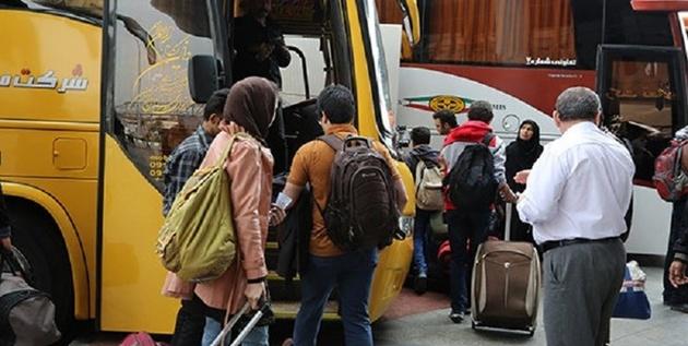 افزایش نرخ جابهجایی مسافر در استان ایلام