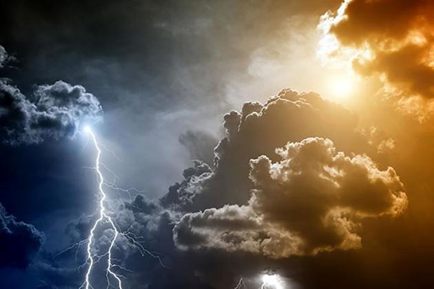 آسمان شمال کشور بارانی است / گرد و خاک مهمان استانهای شرقی