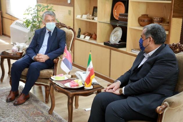روابط تهران و بلگراد در بهترین سطح قرار دارد