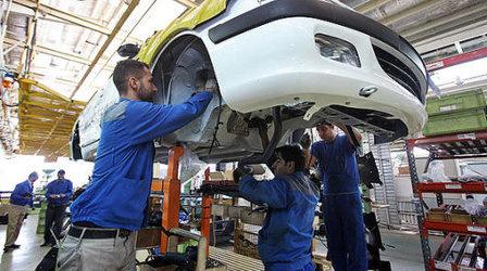 کاهش 23درصدی تولید خودرو در تیرماه