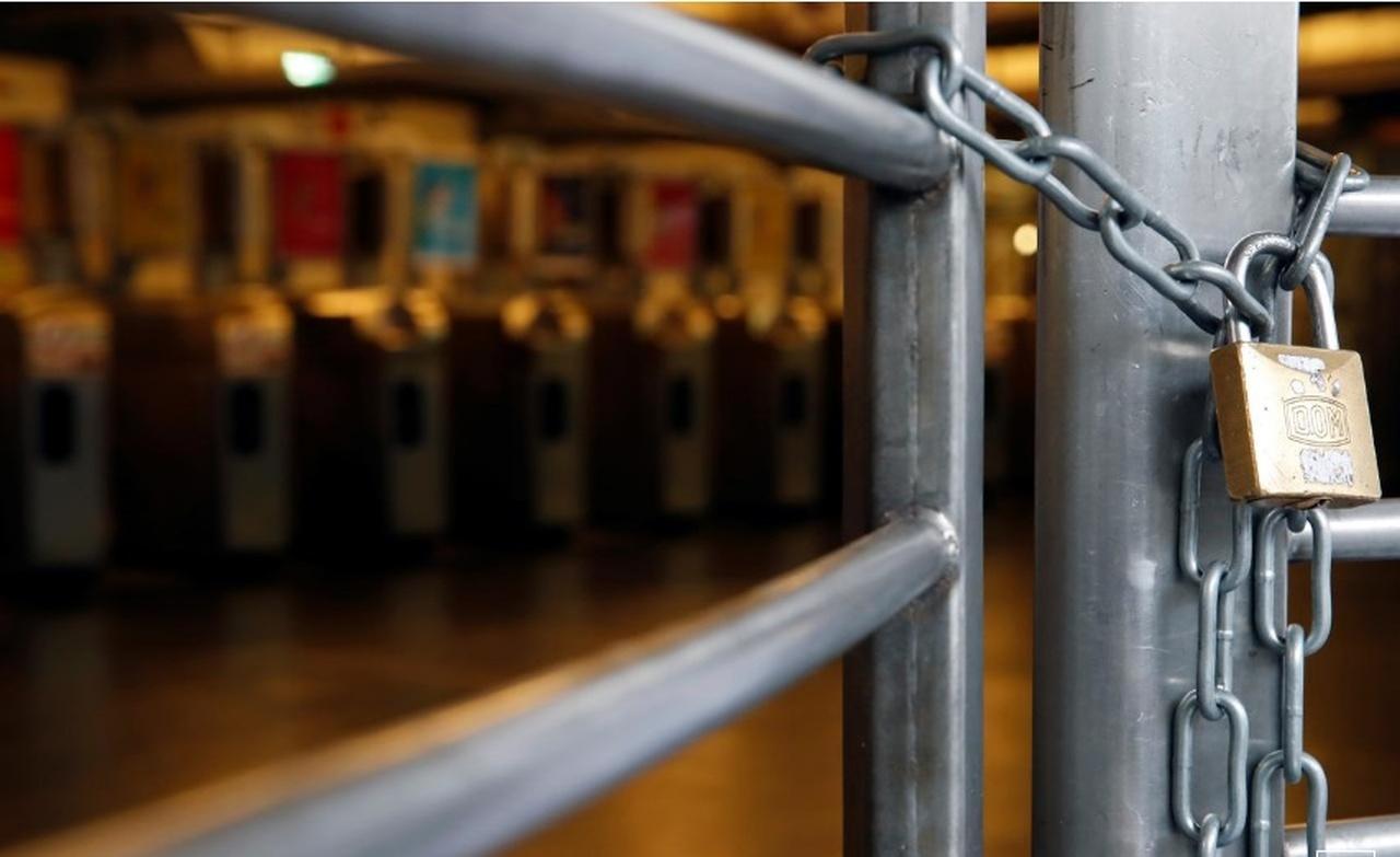 ورودی هایی که قفل شد
