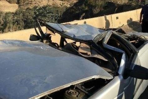 دو سانحه تصادف در مازندران سبب مجروح شدن ۴ نفر شد
