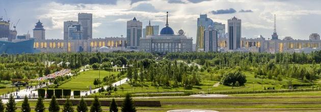 IRU receives award for promoting Eurasian integration