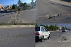 جاده هایی که بعد از ۳۰ سال هنوز بازسازی نشده اند+تصاویر