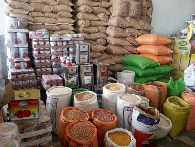توزیع ۱۴۷هزار تن روغن، برنج و شکر برای شب عید