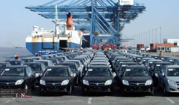 رفع ممنوعیت ترخیص خودروهای وارداتی با استاندارد کشورهای حاشیه خلیجفارس