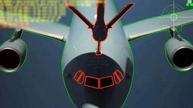 Airbus Performs World's First Automatic Air-To-Air Refuelling Contact