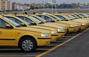 برخورد با افزایش کرایه تاکسیهای بین شهری