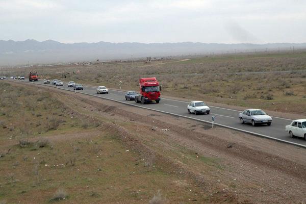 افزایش ۸ درصدی ترددهای جادهای در ایلام