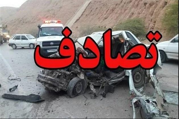 سه کشته در حوادث رانندگی درون و برون شهری کرمانشاه