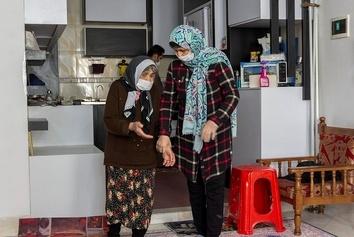 بهبودی مسنترین فرد مبتلا به کرونا در ایران
