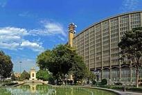 عکس| میدان توپخانه نیم قرن پیش