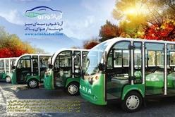 صرفهجویی 3.5 میلیون لیتری مصرف بنزین با خودروهای الکتریکی پاک