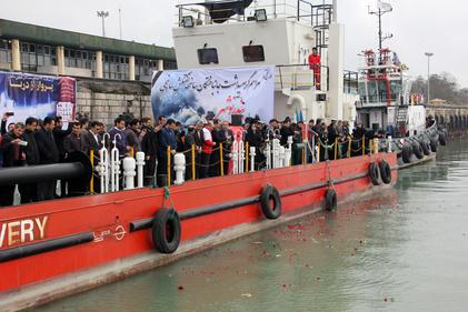 گزارش تصویری/ گرامیداشت شهدای سانحه سانچی در بندر نوشهر