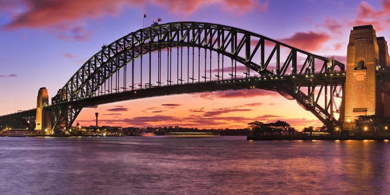 پل بندرگاه سیدنی (Sydney Harbour Bridge) - استرالیا