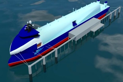 Sembcorp to build Compressed Gas Liquid carriers for SeaOne
