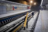 تکمیل مترو قم با فاینانس 50 میلیون یورویی چینیها