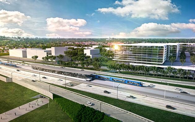 Montréal's rapid transit project sparks environmental concerns