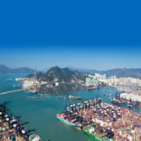 Global container port volumes up 6.7% in first half 2017