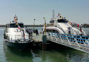 آمادگی شناورهای کشتیرانی والفجر برای سفرهای نوروزی