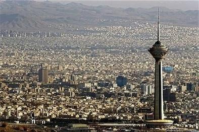هوای تهران سالم است/احتمال کاهش کیفیت هوا