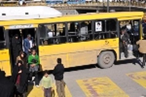 ۳۵۰ دستگاه اتوبوس فرسوده در شیراز وجود دارد