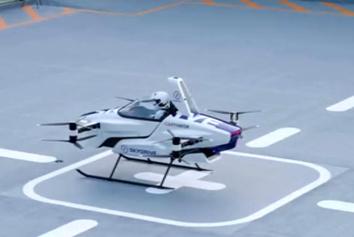 ببینید| خودرو پرنده ای تا 3 سال دیگر مورد استفاده عموم قرار میگیرد