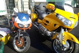 توقیف موتورسیکلت یکمیلیاردی در نیاوران