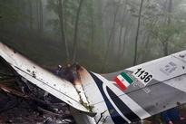 پیدا شدن لاشه هواپیمای سقوط کرده در مازندران