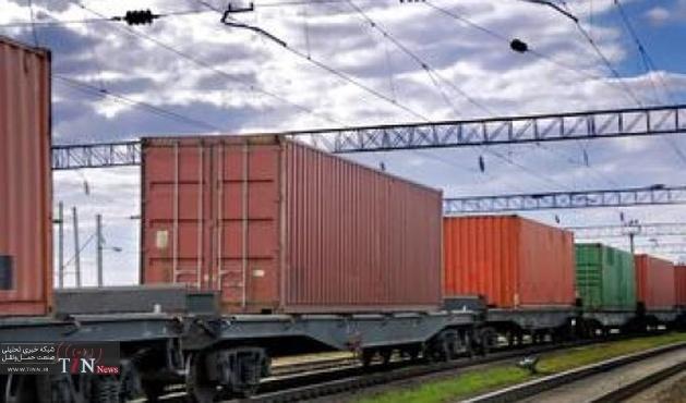 رشد ۱۲۱ درصدی حملونقل بینالمللی از مرز ریلی اینچهبرون