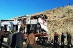 آمار جانباختگان حادثه واژگونی اتوبوس زائران یزدی به ۲۹ نفر رسید
