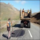 احداث ۹۶۰ کیلومتر راه در کردستان