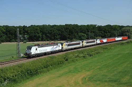 EU rail vehicle authorisation moves closer