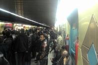 توضیح متروی تهران در خصوص نقص فنی پیش آمده در خط یک
