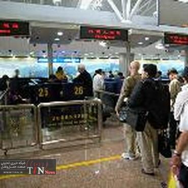 کنترل ۵۷ فرودگاه کشور توسط پلیس / رعایت حجاب گردشگران خارجی
