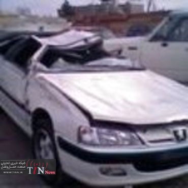 وقوع ۲۱۵ فقره تصادف در جاده های هرمزگان در تعطیلات نوروز ۹۳