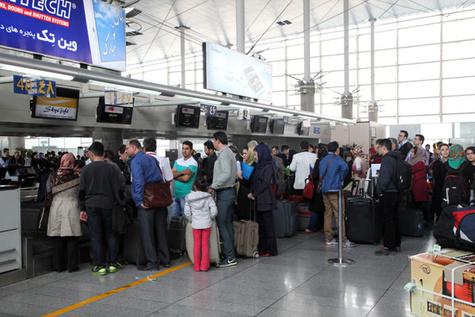 با همان بلیت قبلی به مسافران سرویس داده شود