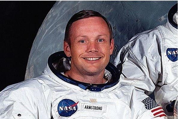 سالگرد تولد اولین فردی که بر ماه پا گذاشت