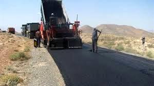 کمبود اعتبار در آسفالت و روکش جادههای روستایی مشهود است