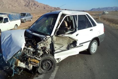 ۳ کشته و یک زخمی در تصادف جاده کرمانشاه - روانسر