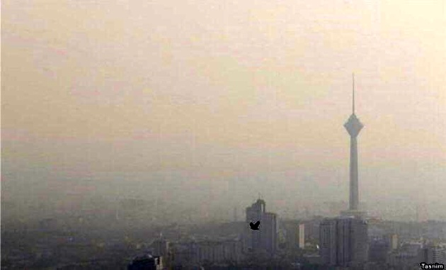 چرا هوای تهران در دهه آخر مهر امسال آلودهتر از پارسال است