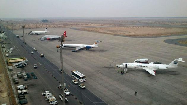 ۲ طرح فرودگاهی در اصفهان به بهره برداری رسید