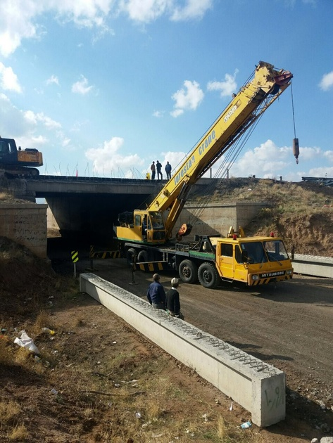 بهسازی 9 دستگاه پل بزرگ در جادههای زنجان