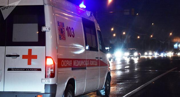 ۱۵ کشته در حادثه واژگونی اتوبوس در خاور دور روسیه