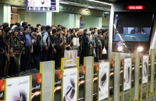 جابهجایی 42 هزار نفر با قطار شهری مشهد در اولین روز بازگشایی