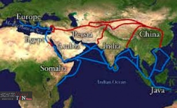 اتحاد ۵ نهاد بینالملل حول «جاده ابریشم»